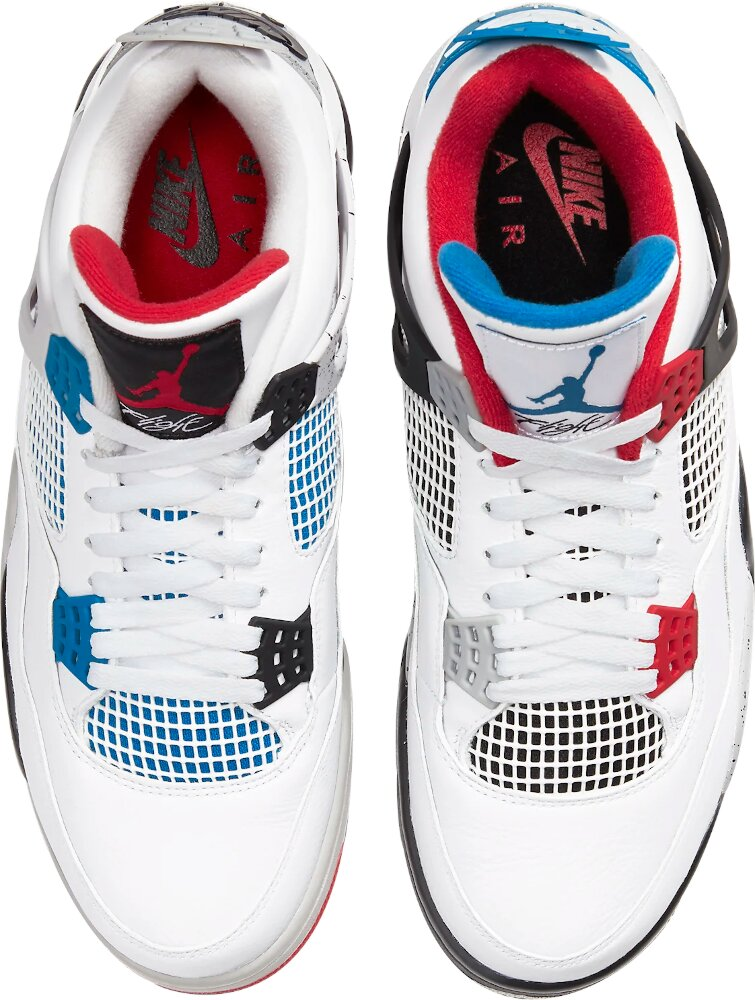 Air Jordan 4 'what The' Sneakers