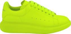 Neon Yellow 'Oversized' Sneakers