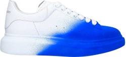 Alexander Mcqueen Blue Gradient Sneakers