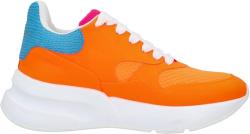 Alexander Mcqueen Neon Orange Sneakers