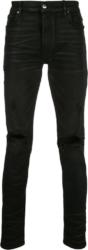 Black 'Thrasher' Jeans