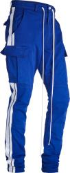 Amiri Blue White Stripe Cargo Pants