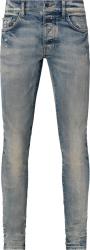 Amiri Clay Indigo Stack Jeans