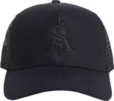 Amiri Dagger Black Trucker Hat