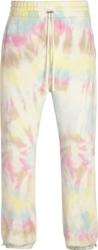 Amiri Multicolor Tie Dye Sweatpants