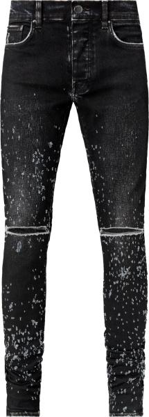 Amiri Pigment Indigo Shotgun Jeans