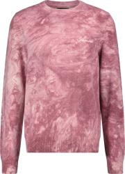 Amiri Pink Marble Tie Dye Sweater