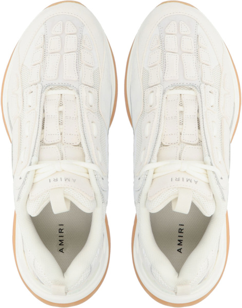 Amiri White Bone Sneakers
