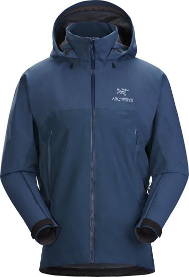 Arcteryx Blue Beta Ar Jacket