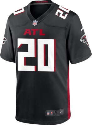 Atlanta Falcons Black New Jersey