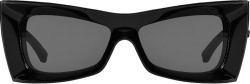 Black 'Void Cat' Sunglasses