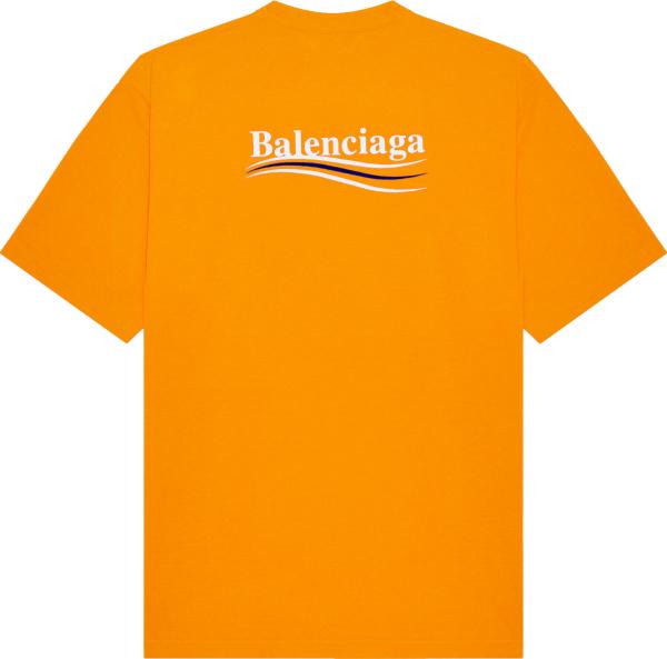 Balenciaga 641675tkve87073 Tee