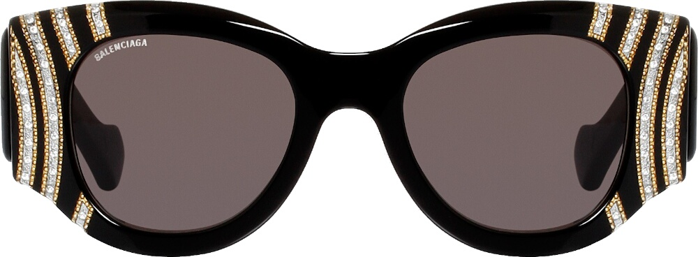 Balenciaga Embellished Sunglasses