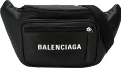 Balenciaga Everyday Logo Belt Bag