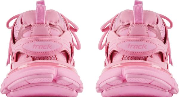 Balenciaga Light Pink Track Sneakers