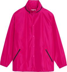 Balenciaga Neon Pink Coaches Jacket