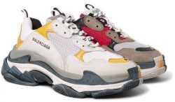 Balenciaga Sneakers Worn By Lil Mosey In His Burberry Headband Music Video