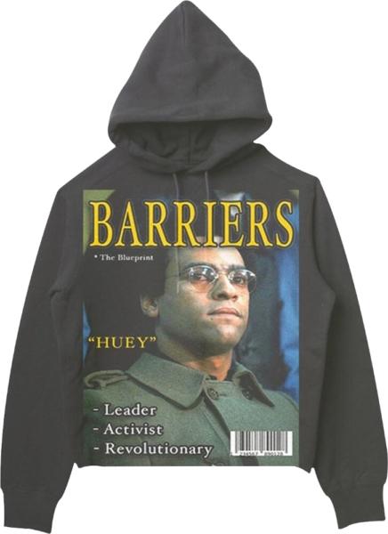 Barriers 'huey' Hoodie