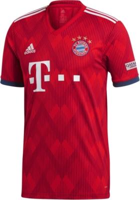 Bayern Munich 2018 19 Home Kit