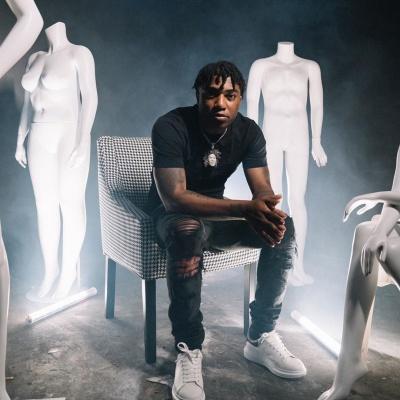 Behind The Scenes Of Fredo Bangs Music Video Wearing Amiri Jeans And Alexander Mcqueen Sneakers