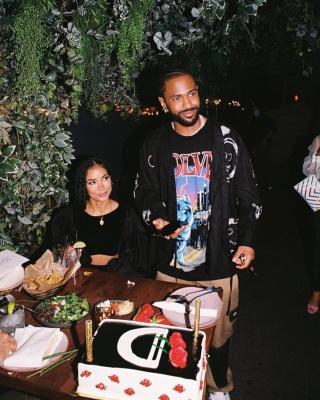Big Sean Celebrates Album Release In A Detroit 2 Merch Tee And Dickies Pants