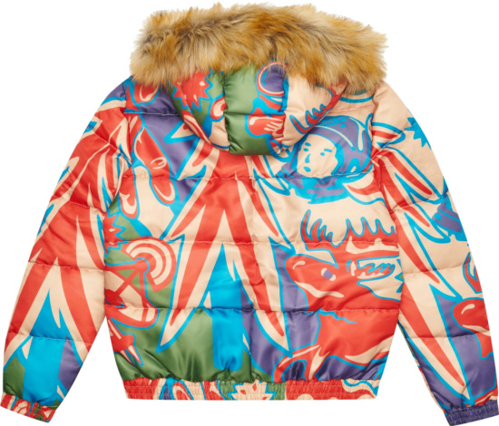 Billionaire Boys Club Mellow Buff Denali Puffer Jacket