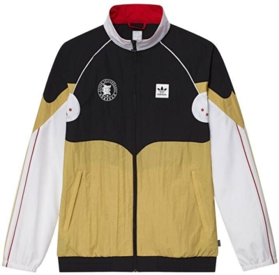 Black And Gold Adidas X Evisen Jacket