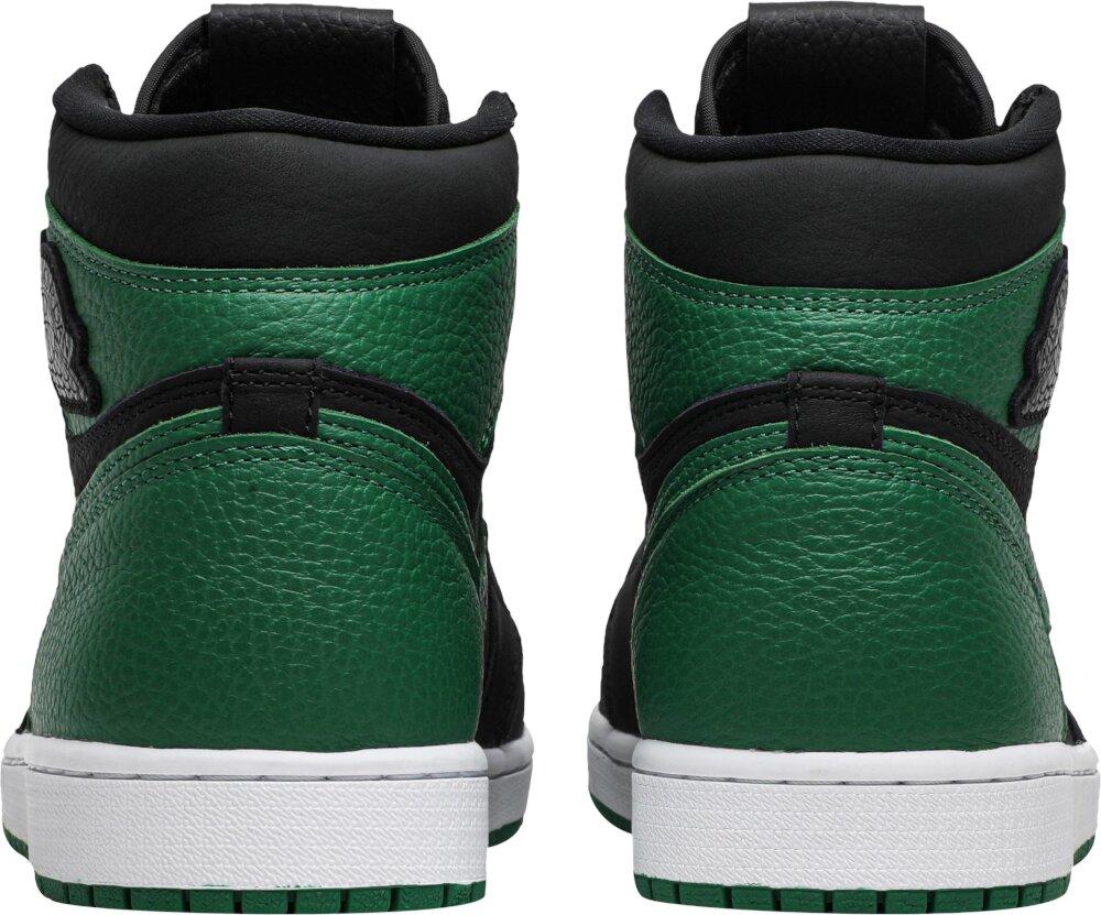 Black And Green Jordan 1 High