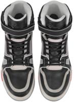 Black LV Sneaker Boot