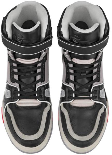 Black And Grey Boots Worn By Lil Uzi Vert