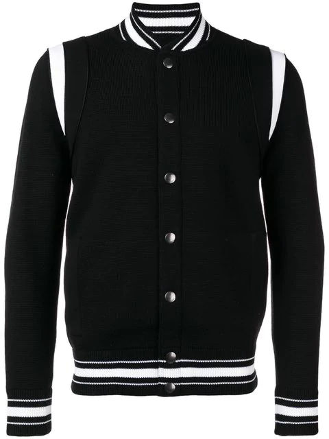 Black Bomber Jacket Worn By Juvenile In Breeze Music Video