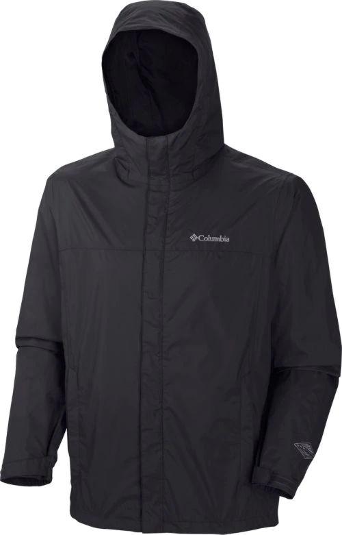 Black Columbia Jacket Worn By Kevin Gates