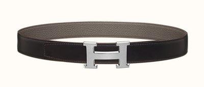 Black Hermes Belt Worn On Futures Black Velvet Pants