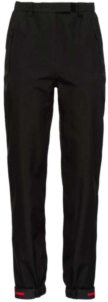 Black Prada Active Nylon Track Pants