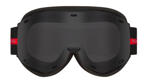 Black Prada Ski Goggles Worn By G Eazy