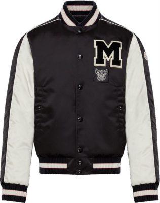 Boogie Wit Da Hood Moncler Varsity Jacket