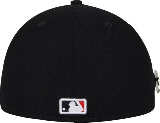 Boston Red Sox Monochrome New Era Logo Hat