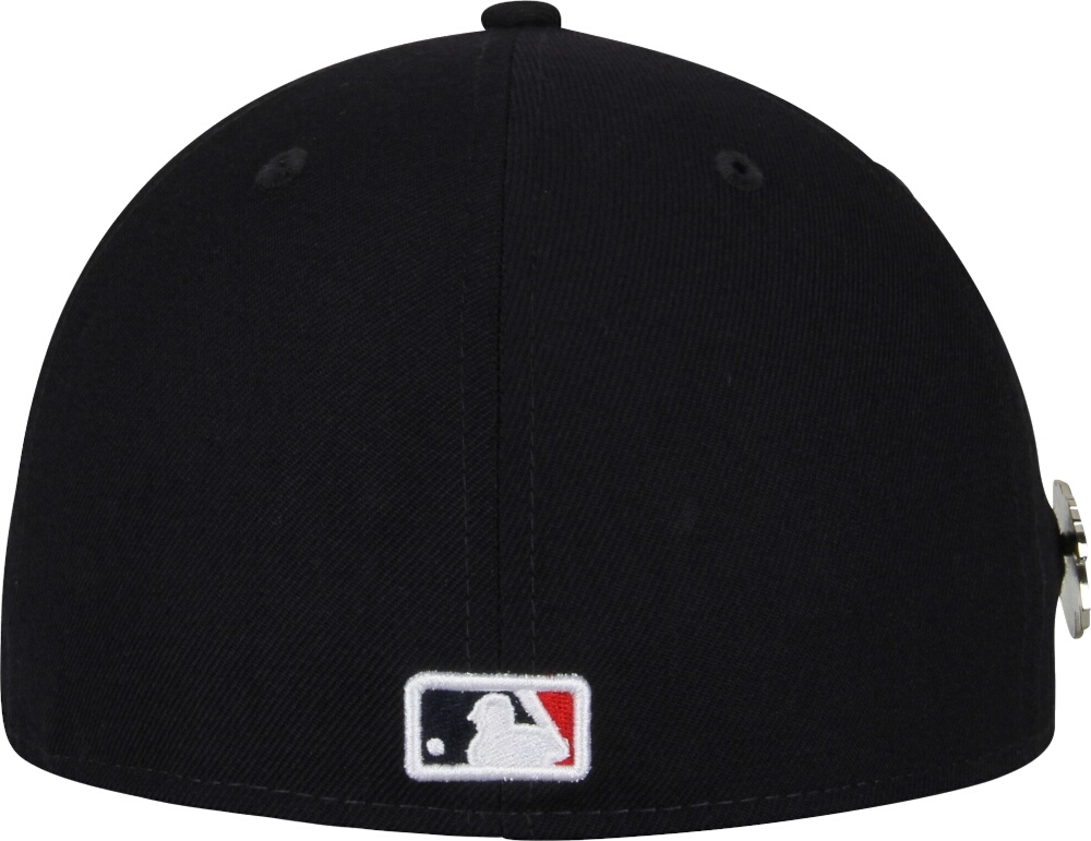 Boston Red Sox Monochrome New Era Logo Hat