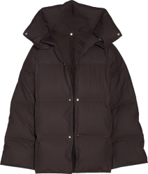 Bottega Veneta Brown Puffer Jacket