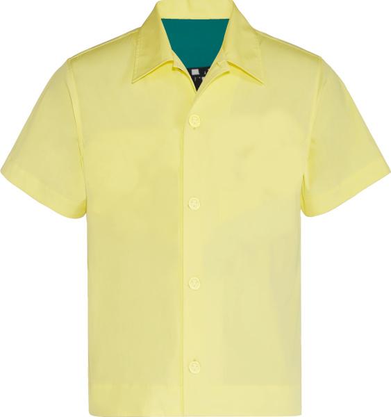 Bottega Veneta Yellow Padded Shirt