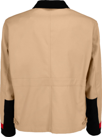 Burberry Beige Waddingham Jacket