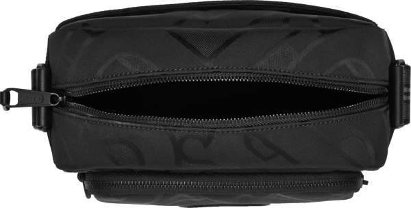 Burberry Black Recycled Polyester Messenger Bag