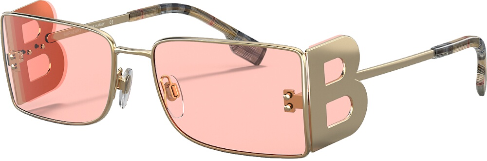 Burberry Pink Be3110 Sunglasses