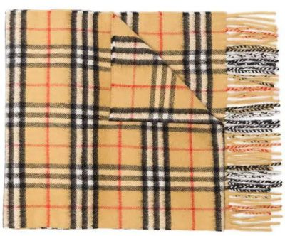 Burberry Scarf Worn By Lil Mosey In His Burberry Headband Music Video