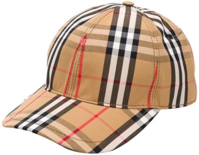 Burberry Vintage Check Hat