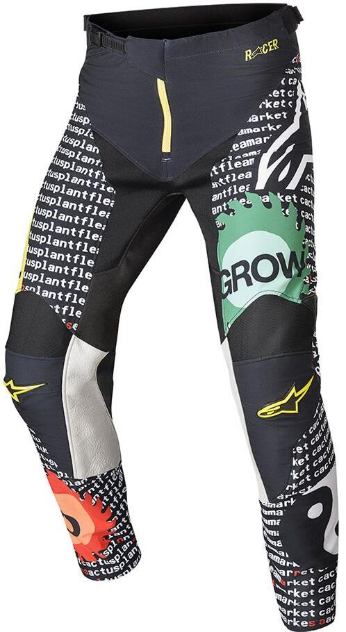 Cactus Plant Flea Market X Alpinestars Black Racing Pants