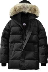 Canada Goose Black Carson Puffer Jacket