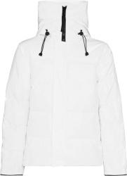 Canada Goose White Macmillan Puffer Jacket