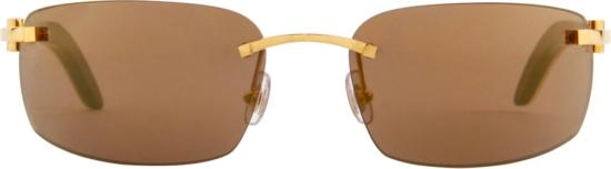Cartier Ct0046s Sunglasses