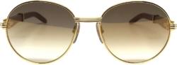 Cartier Vintage Bagatelle Sunglasses